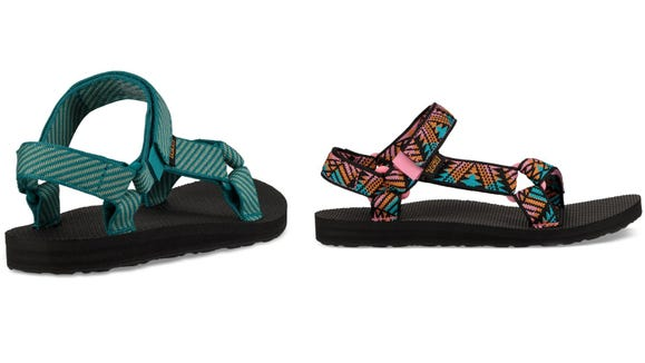 Tevas are a universally beloved sandal, so why not get a pair of your own?