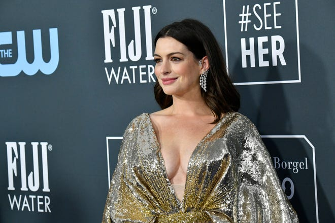 Anne Hathaway reveals she's not a fan of her own name