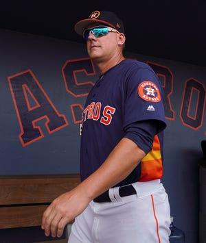 AJ Hinch llevó a los Astros a un título de Serie Mundial en 2017.