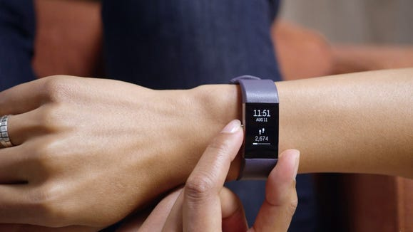 A Fitbit can help assist you on your fitness journey this year.
