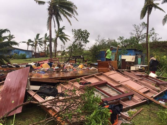 In February 2016, Category 5 Tropical Cyclone Winston became the strongest storm to make landfall in Fiji, causing widespread damage and taking 44 lives.
