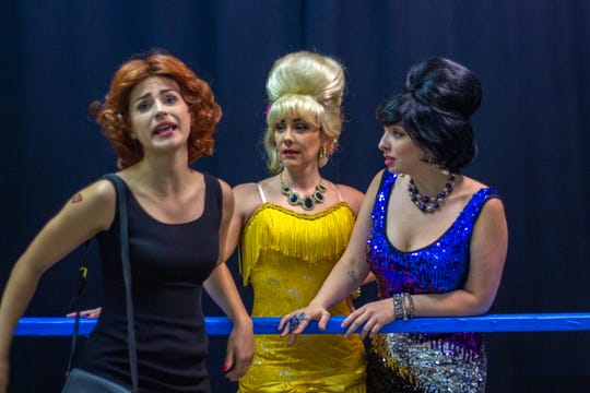 'Sweet Charity' runs through Feb. 2 at The Ritz Theatre Company in Haddon Township.