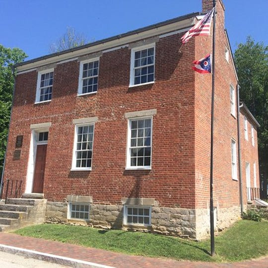 The U.S. Grant Boyhood Home, located in Georgetown, reflects the home-grown American spirit that Grant was known for.