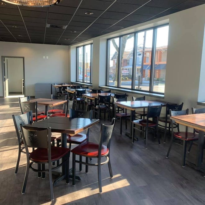 The Coffee Exchange's doors opened early Tuesday, according to the company's Facebook page.