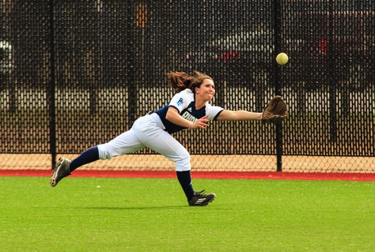 Marylynn Muldowney played multiple positions as a four-year starter at the University of Rhode Island