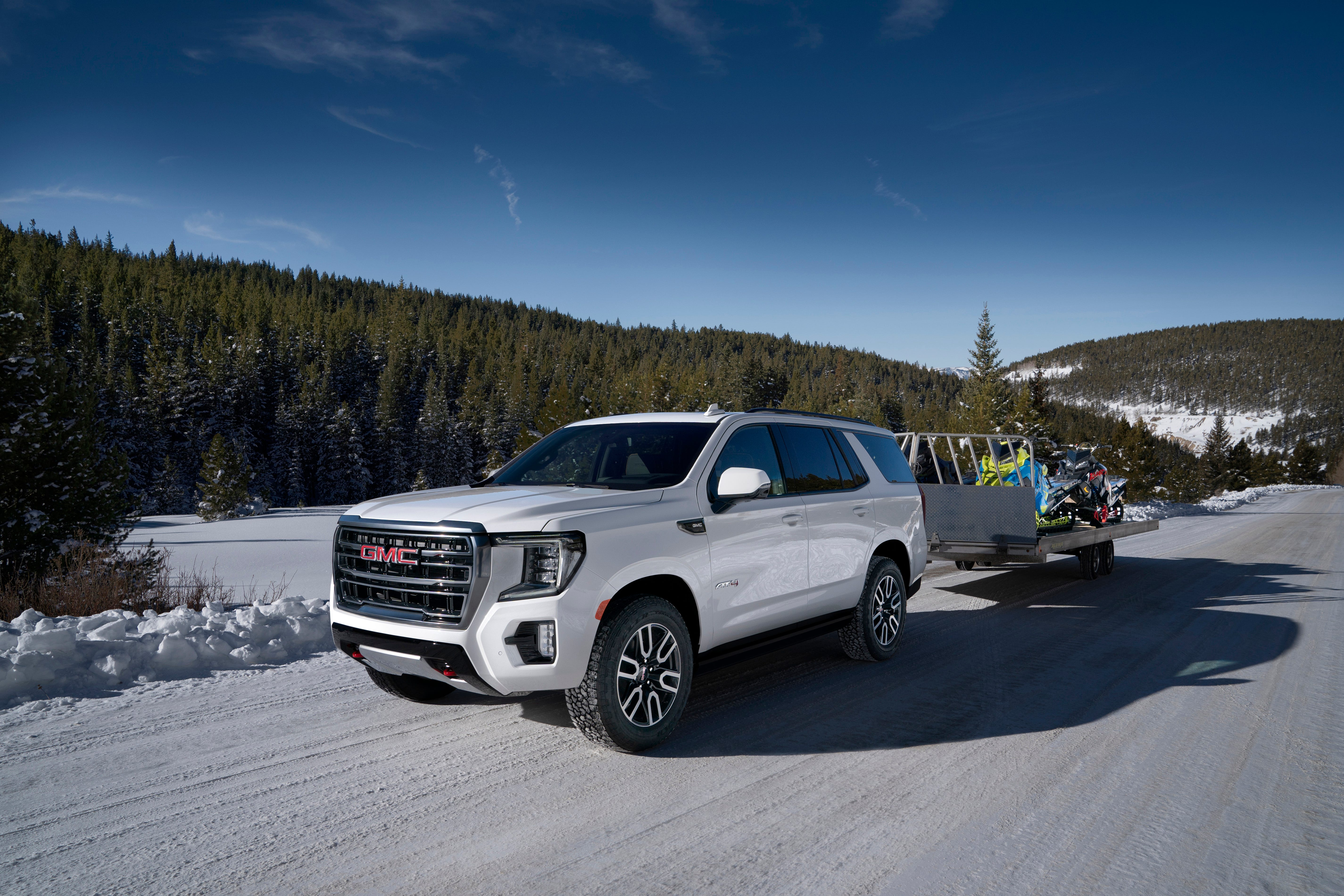 New 2021 Gmc Yukon Loaded With Features For Comfort Capability
