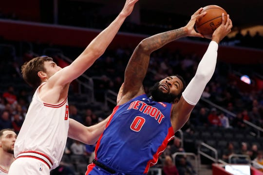With the Pistons' payroll situation, including Andre Drummond's likelihood of opting out of the final year of his deal, worth $28.8 million, all signs point to them dismantling the roster and trying to rebuild on the fly.