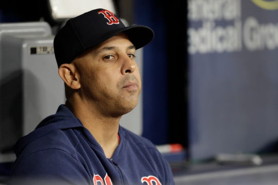 MLB's sign-stealing probe is expected to turn toward the Boston Red Sox and manager Alex Cora.