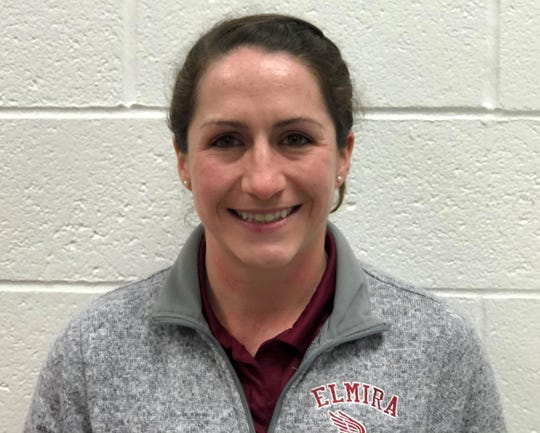Rory Lavallee has been athletic trainer for Elmira High School since September of 2017.