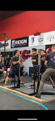 First time competitor Christopher Pascua competed at the 2019 USPA Ala'kai Real Steel lift off 4, held in Kapolei, Hawaii on Dec. 15, 2019. Taking home the gold in the 220lb JR division with a 418lb squat, 253lb bench and a 523lb deadlift.