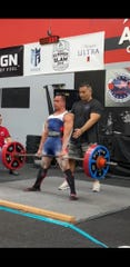 Mikel Nicolas competed at the 2019 USPA Ala'kai Real Steel Lift off 4 held on Dec. 14, 2019 in Kapolei, Hawaii. Results were squat: 369 lbs. and raw total: 1,157 lbs for the 165 lb Open Mens Category.