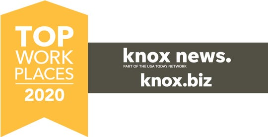 Knox News and Knox.biz are seeking nominations for the 2020 Top Workplaces awards.