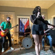 You can hold your breath for this one. Camps, Lafayette based garage rock band, has a single and music video set to release any day now. The band, Jaxx, Wells, and Trevor, also has two Lafayette shows coming up.