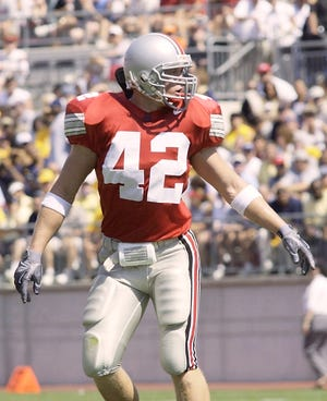 Former Lancaster standout Bobby Carpenter, who played four years for the Ohio State Buckeyes and seven years in the NFL, will be one of 10 new members inducted into the Lancaster High School Wall of Fame this Friday night before the the Golden Gales' home basketball game.