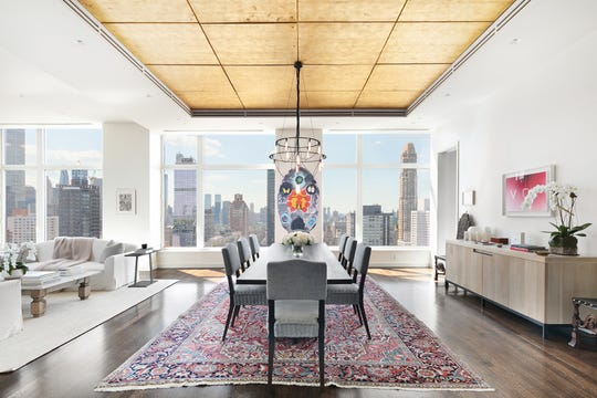 Jennifer Lawrence's Manhattan condo is for sale for $12 million.