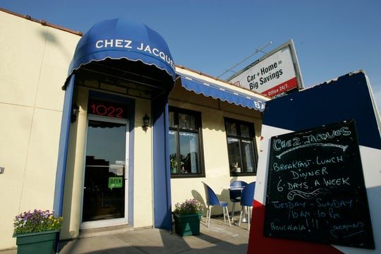 The former Chez Jacques and Cocina 1022, at 1022 S. First St., will become Mobay Cafe, a Caribbean restaurant.