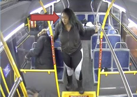 West Allis police are asking for the public's help in identifying two people suspected of hitting, kicking and strangling an elderly man on a Milwaukee County bus in December.