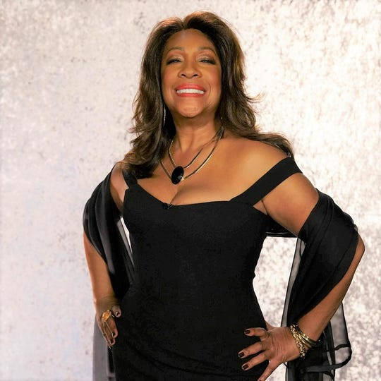Mary Wilson, one of the founding members of the Motown group The Supremes that recorded numerous hits with Diana Ross.