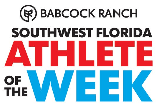 Babcock Ranch Athlete of the Week logo