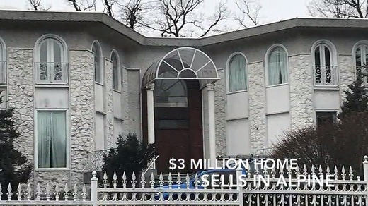 A home in Alpine that sold for $3 million after being on the market for nearly a decade was once owned by one of the Isley Brothers.