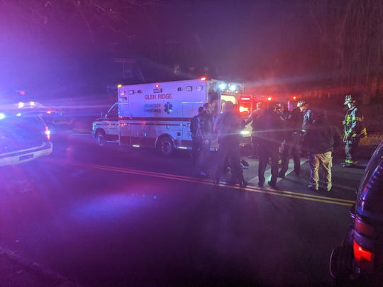 NJ Transit announced a person was struck by a train near the Bay Street station in Montclair on Jan. 13.