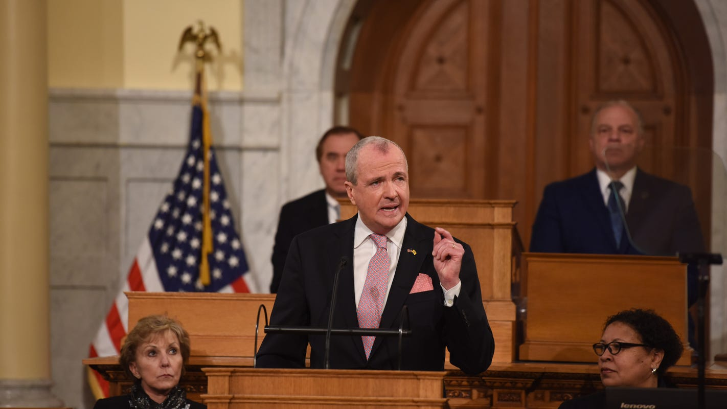 Trump, ethics, NJ Transit and, yes, a millionaires tax. What Phil Murphy's speech means