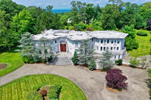 This nine-bedroom home on Allison Road in Alpine that sold for $3 million on Jan. 6 was originally owned by one of the members of the famed music group the Isley Brothers.