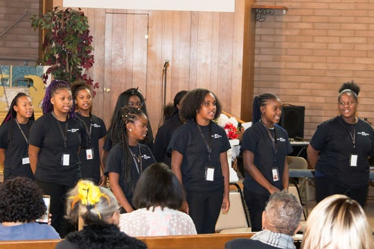 First Community Baptist Church MLK Celebration on January 2019.