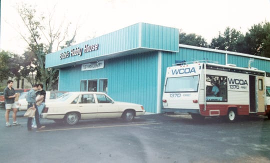 Bobe's Hobby House is pictured at its second location at 5919 North W St., where it was located from 1982-2014.