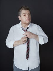 Comedian Patton Oswalt often draws from everyday life occurrences for his standup act.