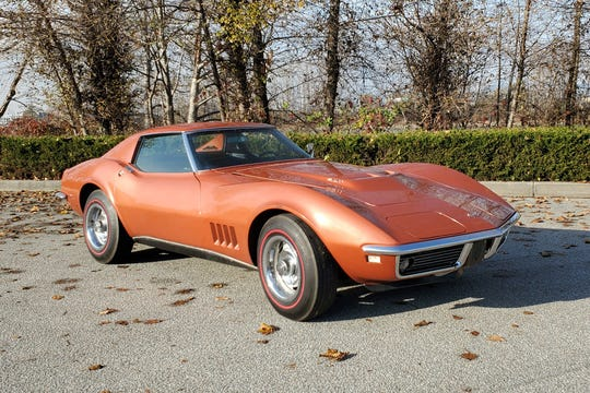 This unrestored and original Corvette comes with a new rear suspension, recent 4-wheel alignment and new exhaust.