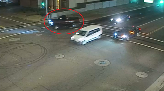 The Glendale Police Department is seeking the public's help to find this pickup truck, which was involved in a hit and run that killed a man on Jan. 11, 2020, in Glendale.