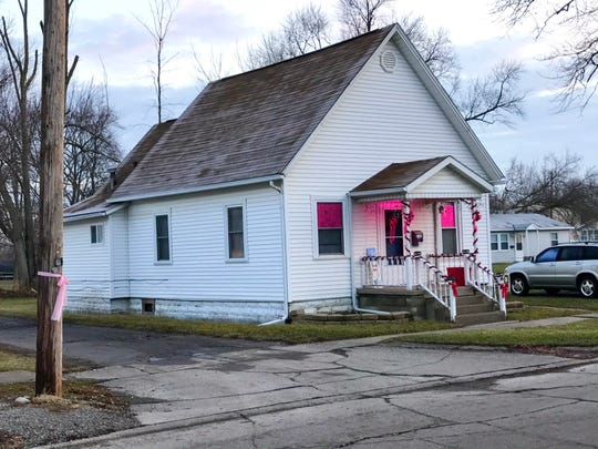 Harley Dilly's home was decorated in bright pink, the teen's favorite color, on the morning after his body was found, Tuesday, Jan. 14.