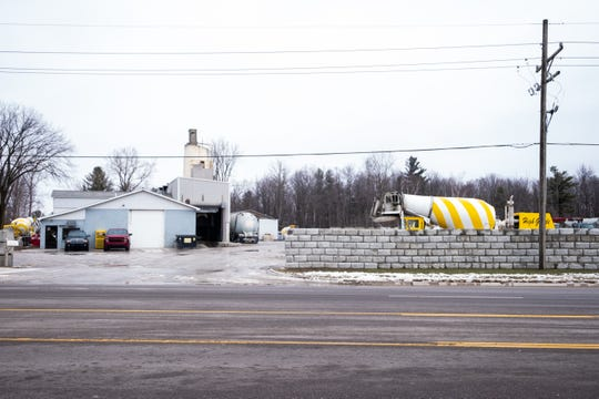 High Grade Materials in Smiths Creek is looking to relocate to a new property. According to the plant's manager, the tentative new property is about double the space of their current location.