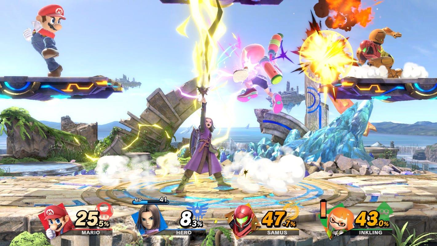 Sakurai to reveal Super Smash Bros. Ultimate DLC character on Jan ...