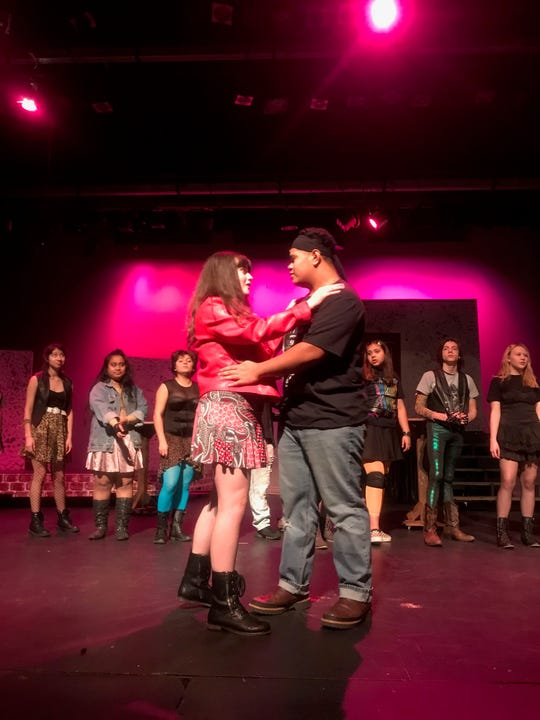 "McKay High School will present ""Rock of Ages"" beginning Friday, Jan. 17 for two weekends."