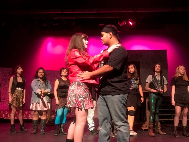 """McKay High School will present """"Rock of Ages"""" beginning Friday, Jan. 17 for two weekends."""