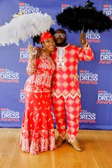"Michaela Smith and Emmanuel Abodoh of Shreveport will appear on TLC's ""Say Yes to the Dress."""