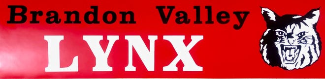 When the Brandon Valley Booster club was created in 1974, these were the first bumper stickers available to the public.