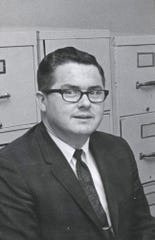 This is a 1968 News-Leader file photo of Dorsey Levell. Levell, the founder of Council of Churches, died Wednesday.