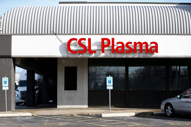 A man is suing CSL Plasma claiming they falsely reported he was HIV positive.