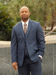 """Willie Williams, program director for Pace Center for Girls in Tallahassee, and author of """"Building Concrete Bridges for Youth"""""""