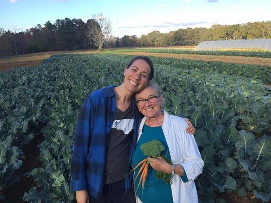 Louise Divine and Katie Harris will present on Growing Here on Saturday, Jan. 25, at Tallahassee Nurseries.