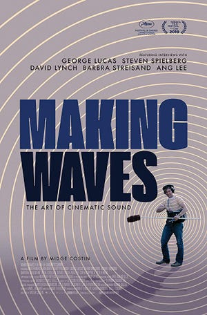 """""""Making Waves: The Art of Cinematic Sound"""" is showing at All Saints Cinema."""