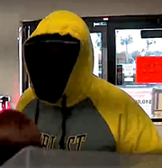 Indian River County deputies are looking for a suspect in connection with an armed robbery at the Neighborhood Grocery at 8718 20th St. Jan. 13, 2020.