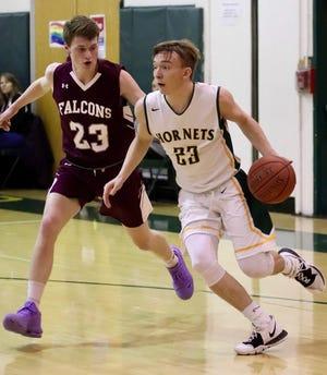 Lakeland's Jack Kruse is lohud's boys basketball player of the week for Jan. 6-12, 2020.
