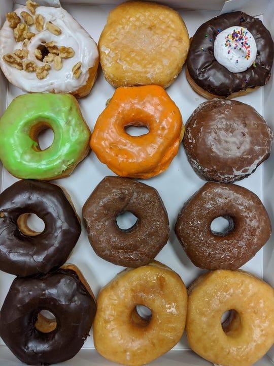 Donuts from Shipley Do-Nuts.