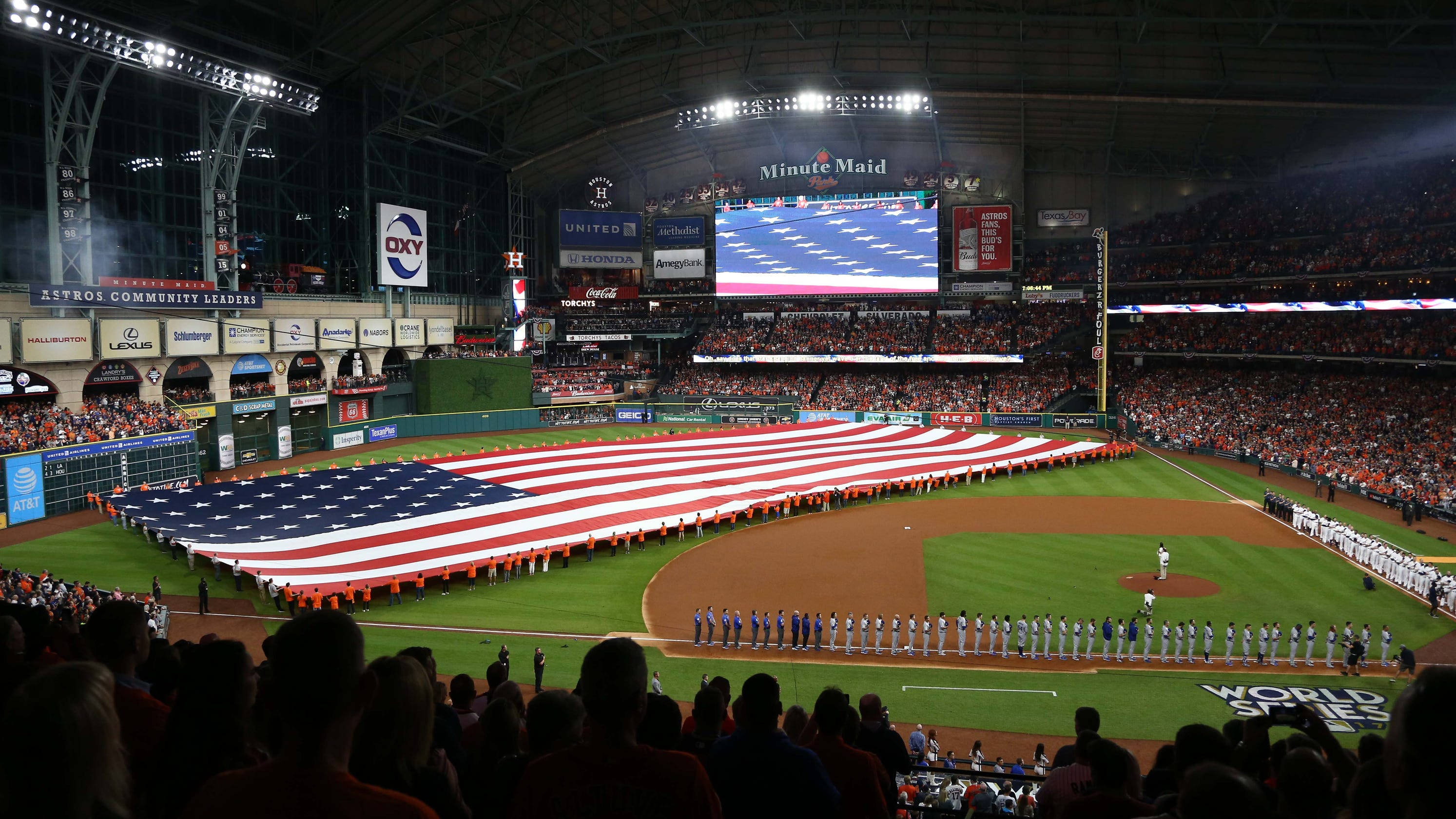Injured parties, defiant execs and a tainted title: Houston Astros' sign-stealing scandal checks all the boxes