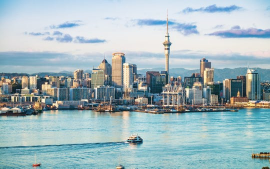 Newark to Auckland: Ultra-long-haul flights are the new craze for airlines looking to connect opposite sides of the world as quickly as possible. In 2020, Air New Zealand will crack the top five longest flights in the world with its new nonstop service between Newark and Auckland. The 8,800-mile flight route begins on Oct. 29 and will operate three times per week on Mondays, Thursdays, and Saturdays.