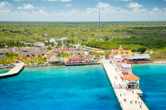 Generally speaking, cruises to Mexican port cities like Cozumel are cheaper for West Coast residents than ones to Hawaii.